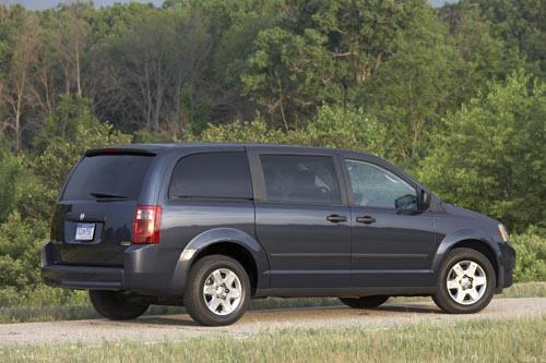 2008 Dodge Grand Caravan Cargo Van