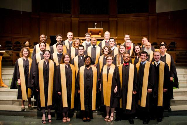The Wake Forest University School of Divinity Class of 2013