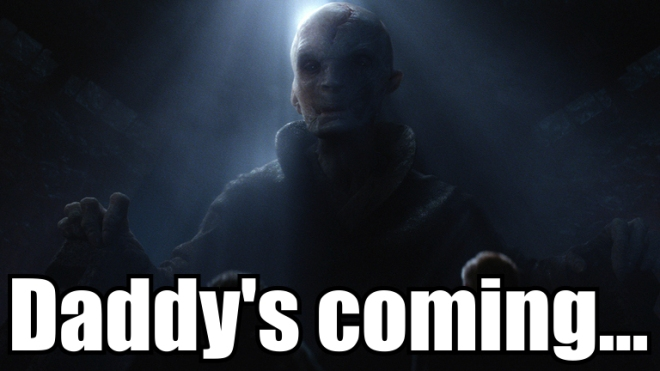 DaddysComing